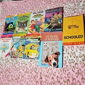 Books for Kids GUC
